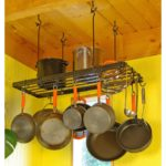 Rectangular Pot Rack