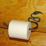 Leaf Toilet Paper Holder